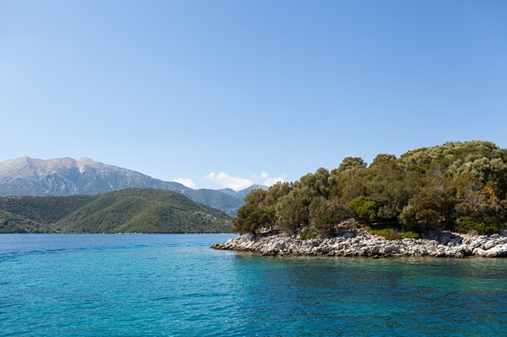uitzicht bruiloft griekenland