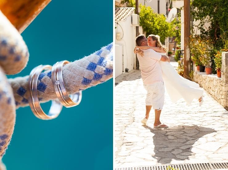 ringen bruidspaar griekenland