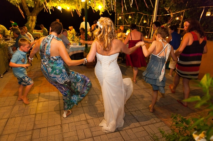 syrtaki trouwen griekenland