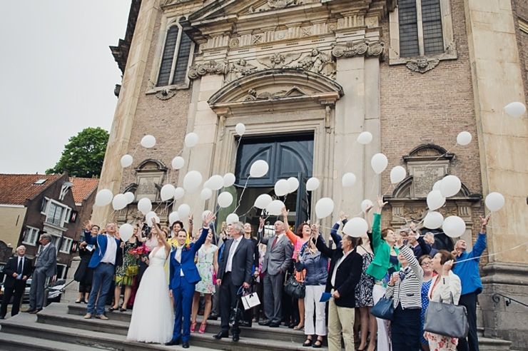 gasten bruiloft middelburg