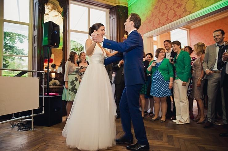 eerste dans trouwfotografie middelburg