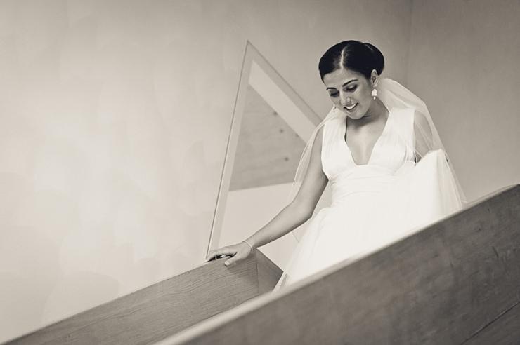 bruid trap bruidsfotograaf middelburg