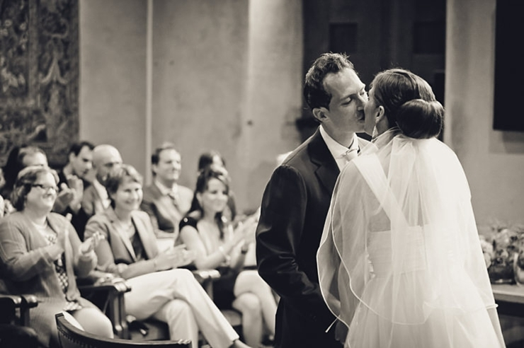 kus ceremonie bruiloft middelburg