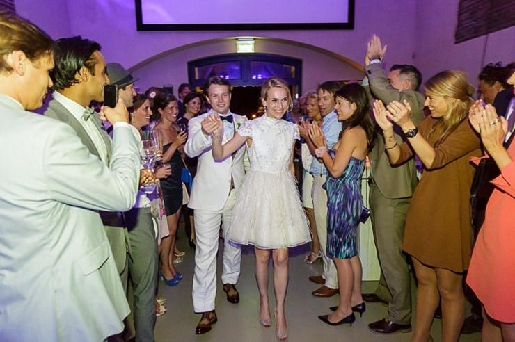 dansen trouwfeest