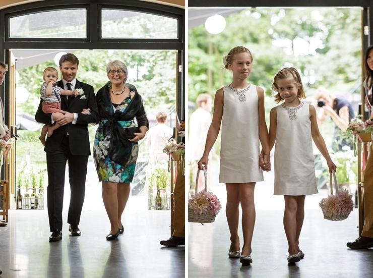bruidsmeisjes explore muiden