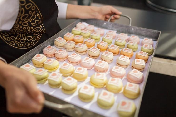 macarons explore muiden bruiloft