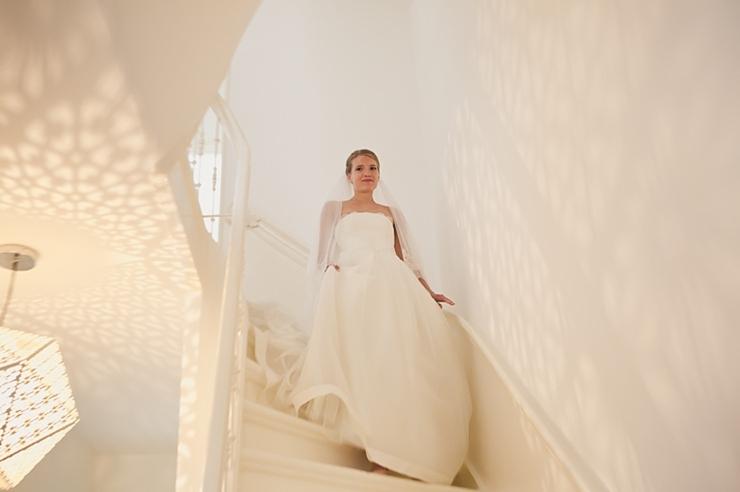 bruid trouwfotografie wassenaar