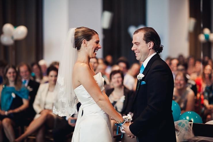 Mariska en Camiel trouwreportage