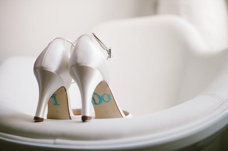 witte hakken trouwreportage