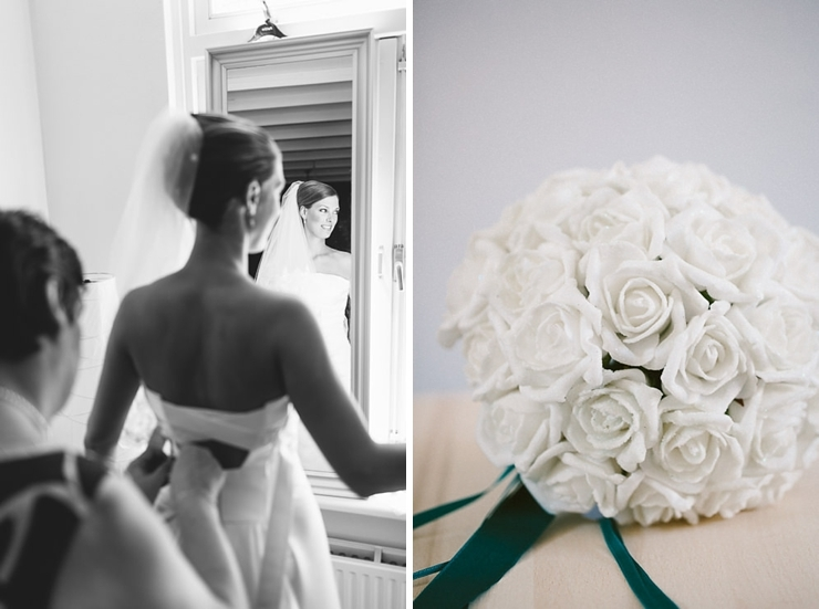 trouwfotografie bloemen