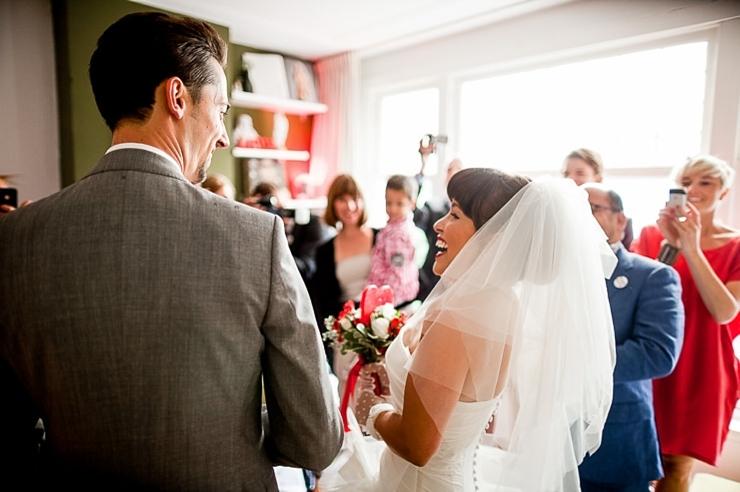 bruidspaar trouwfotografie