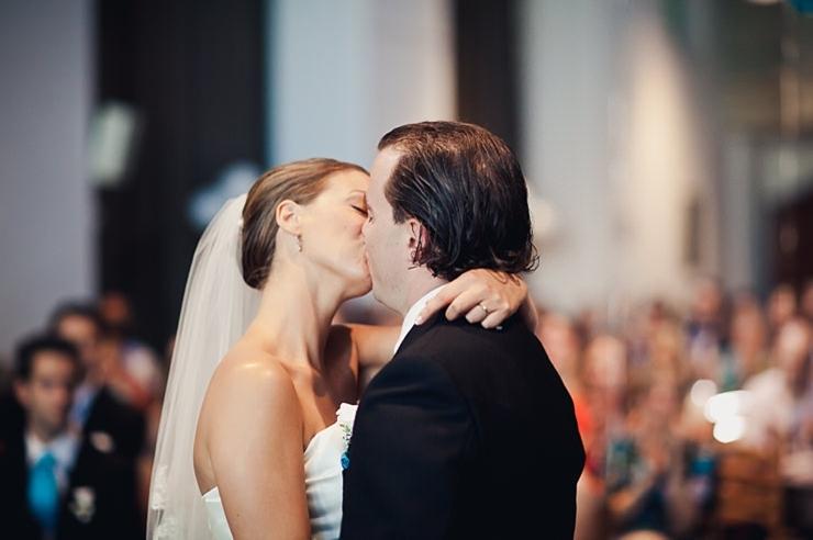 de kus trouwfotografie