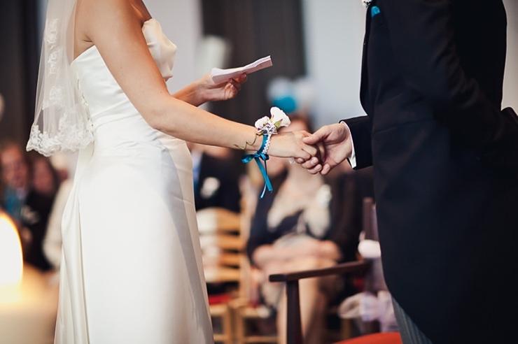 ceremonie bruidsfotografie