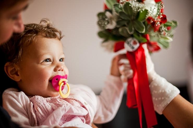 baby trouwfotografie