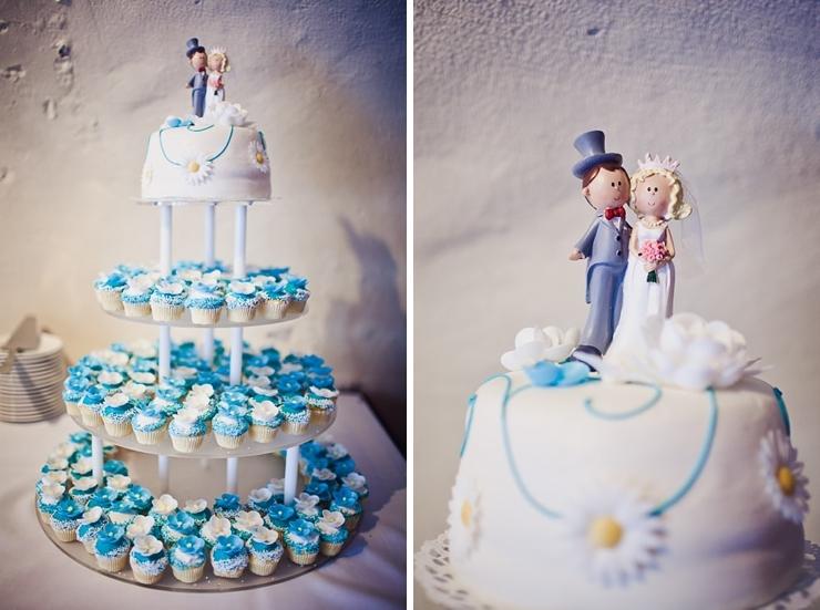 bruidstaart trouwfotografie