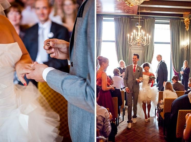 trouwen in tassenmuseum - ringen