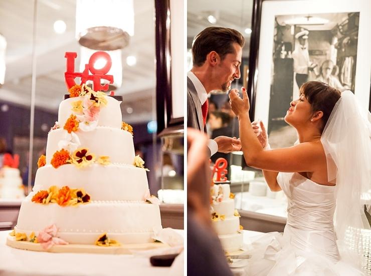 bruidstaart bruidspaar trouwfotografie