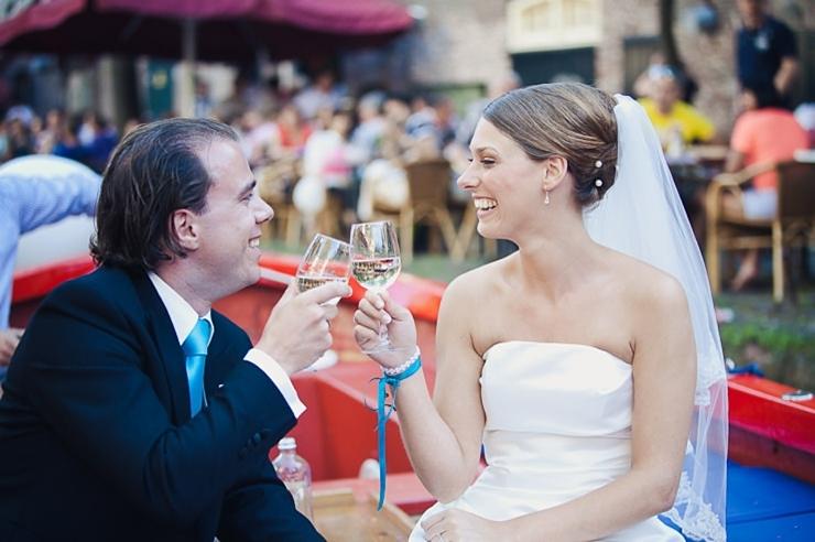 bruidspaar trouwfotografie - utrecht