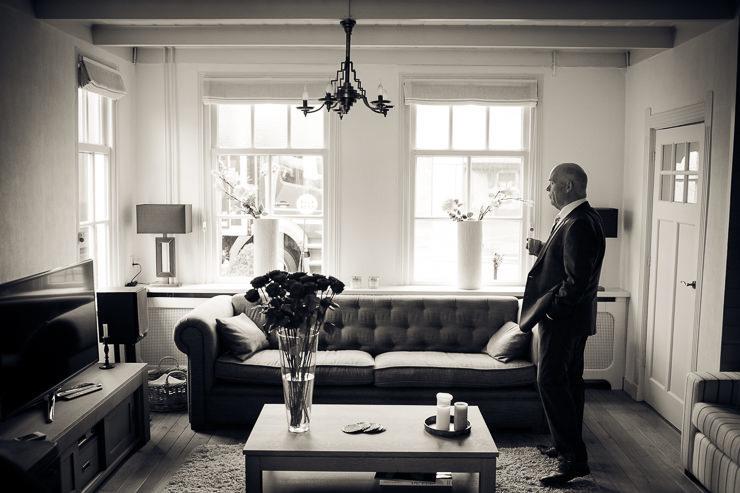 Trouwfotograaf Haarlem voorbereiding
