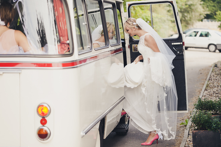 trouwvervoer bus trouwfotograaf oegstgeest