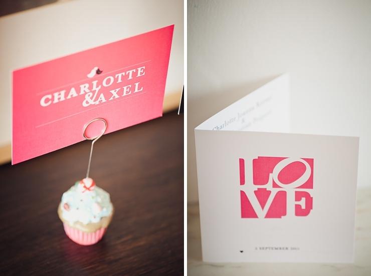 trouwkaart - bruidsfotograaf den haag