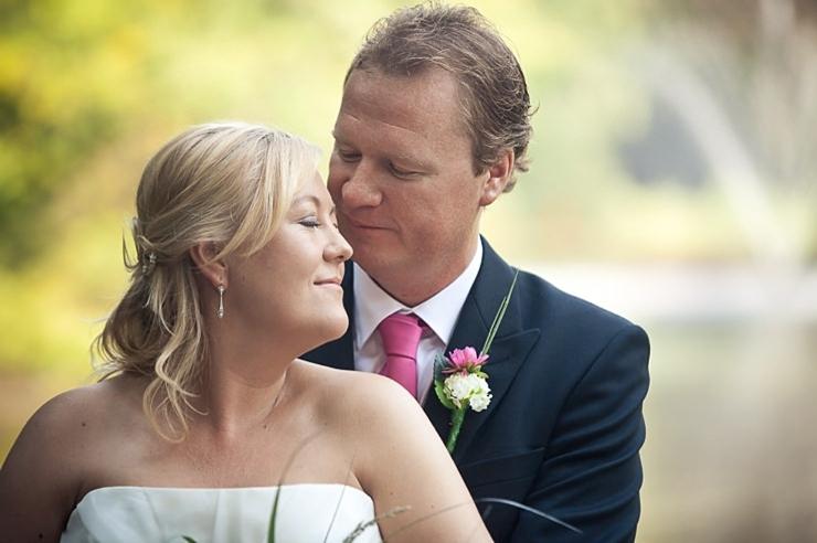bruidspaar - trouwfotograaf den haag