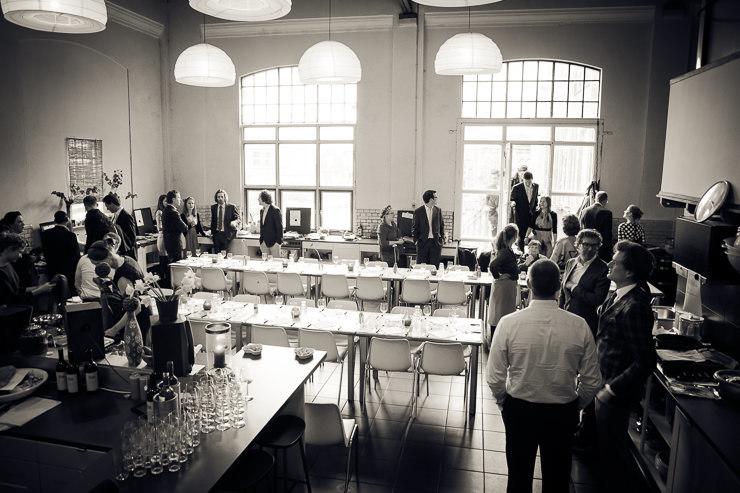 diner kookstudio haarlem bruiloft