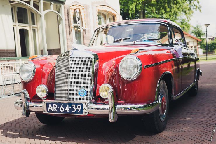 Rolls Royce trouwauto trouwfotografie