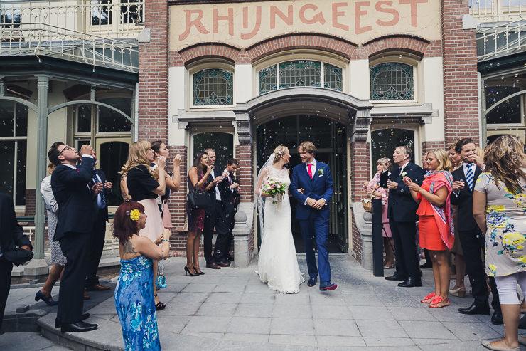 Stadhuis Oegstgeest trouwfotograaf