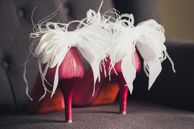 trouwfotografie oegstgeest trouwschoenen
