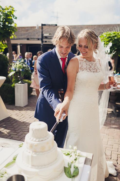 bruidstaart bruidsfotografie oegstgeest