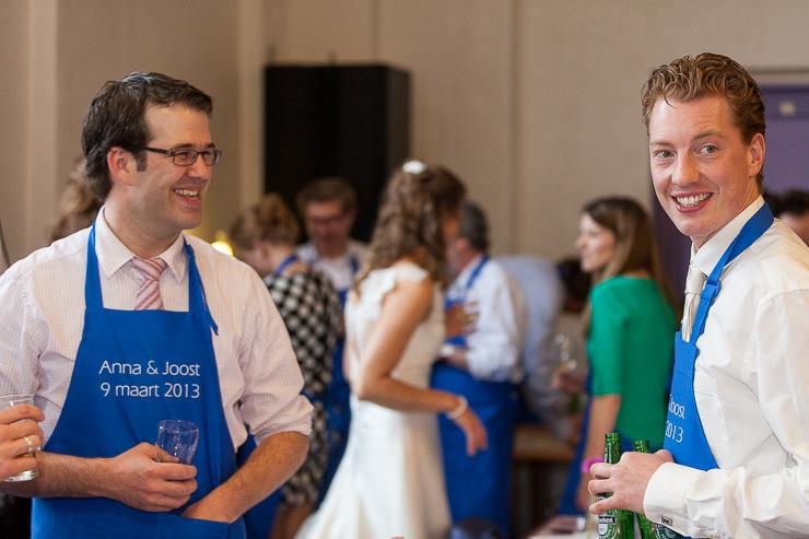 Kookstudio workshop bruiloft trouwfotografie haarlem