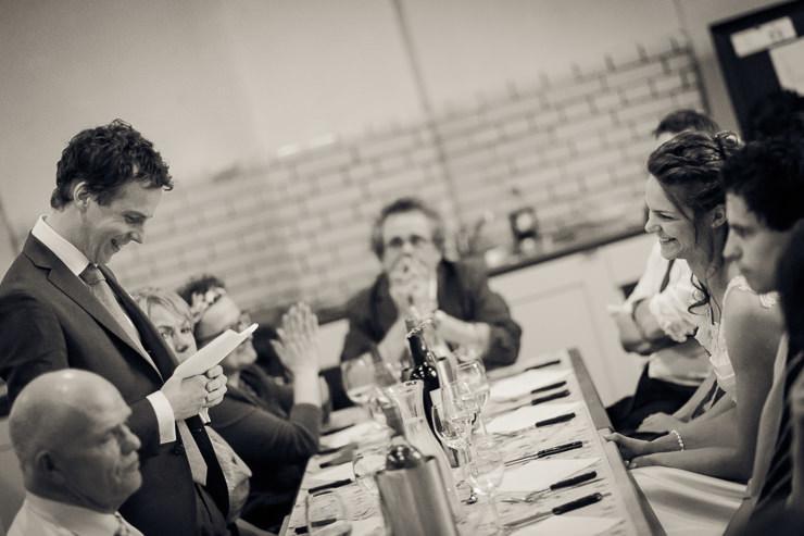 speeches diner trouwen haarlem bruidsfotograaf