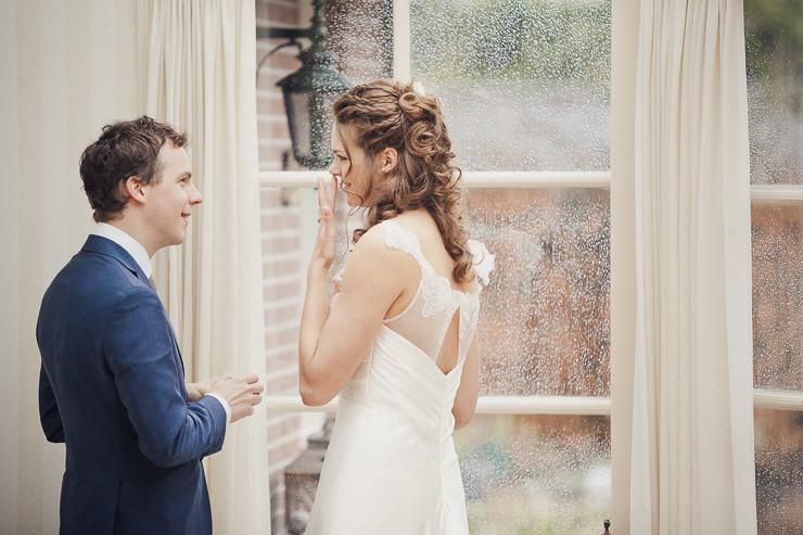 Bruidsfotograaf Haarlem voorbereiding