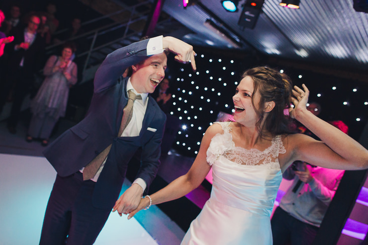 feest trouwen haarlem bruidsfotograaf