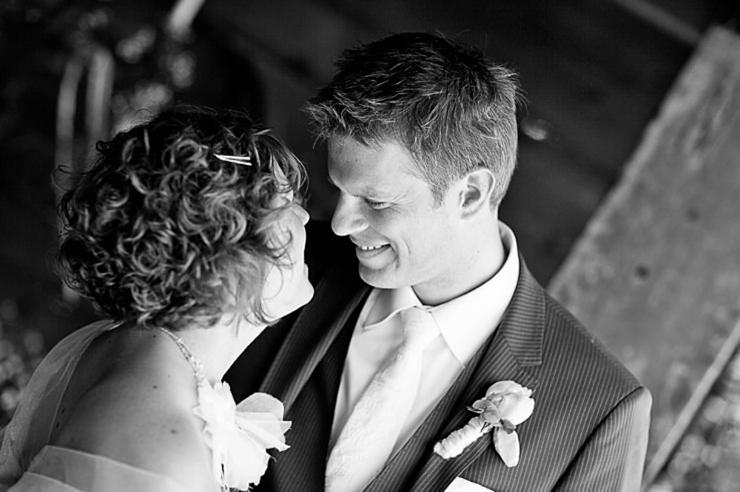 bruid en bruidegom - bruidsfotografie