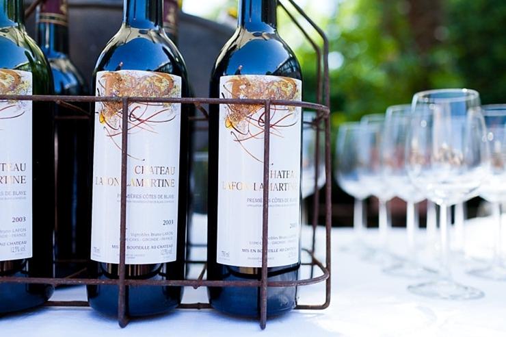 wijntjes bij Domaine d'Heerstaayen