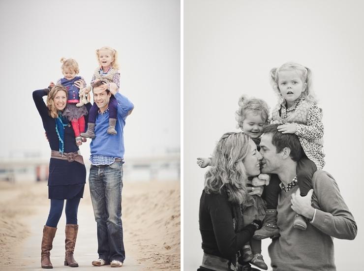 familiefotograaf kinderen en ouders portret