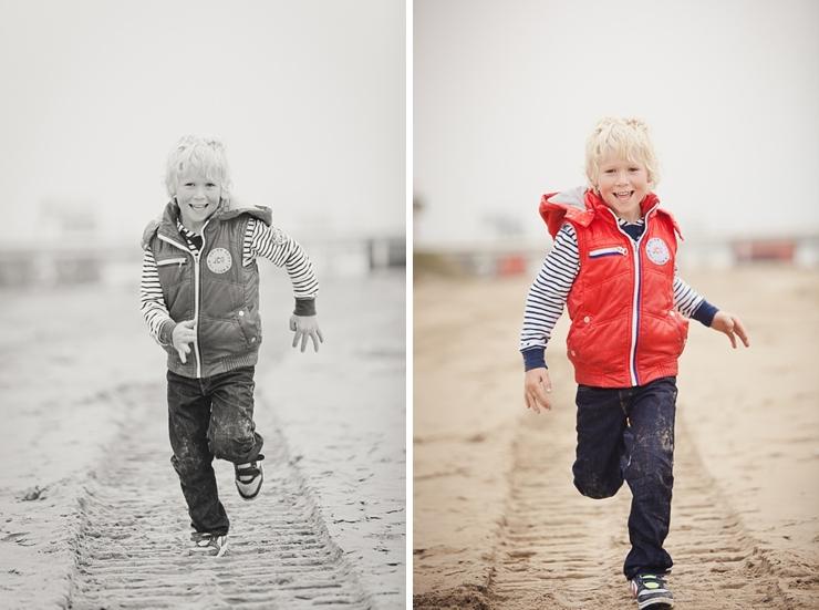 kinderfotografie portret scheveningen strand