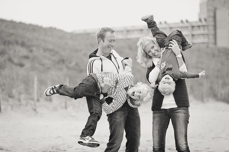 familiefotograaf familieportret