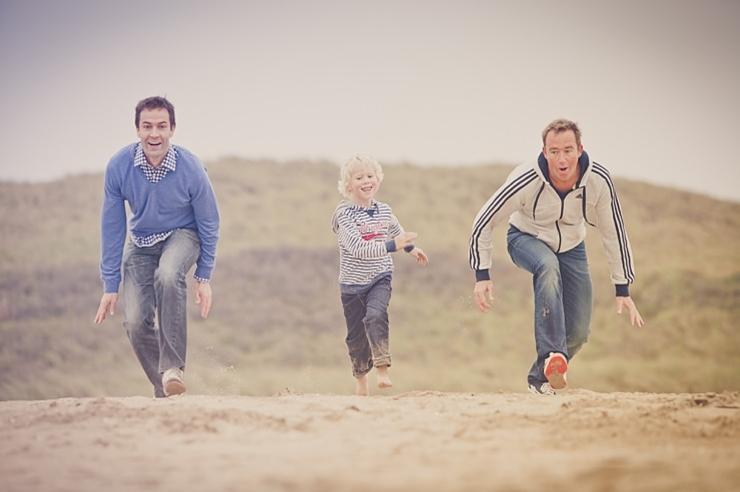 familiefotograaf fotosessie scheveningen strand