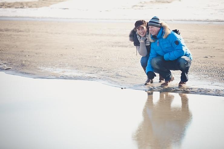 scheveningen fotografie strand winter