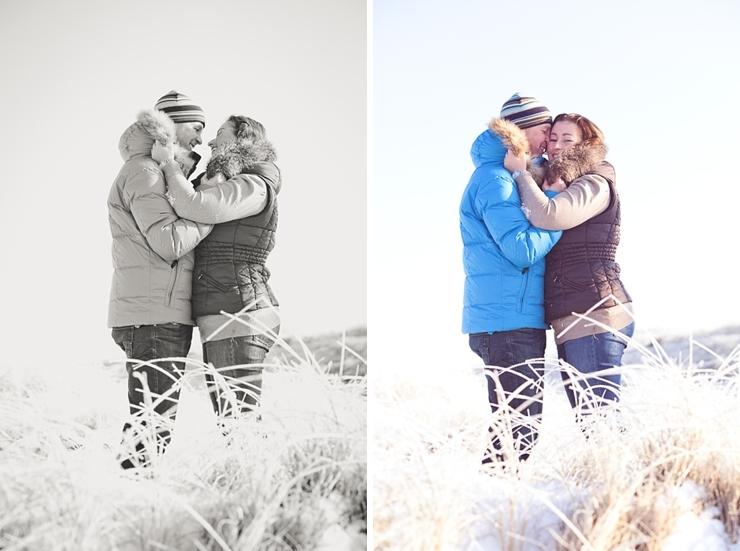 loveshoot scheveningen strand winter fotografie