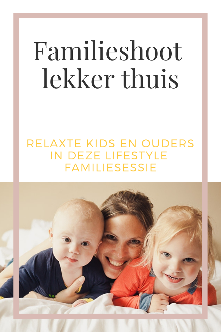 lifestyle familieportret