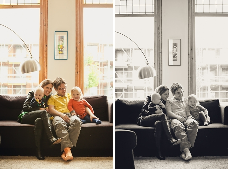 familieportret familiefotografie lifestyle kinderen